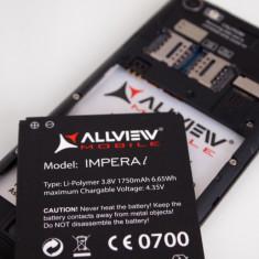 Baterie acumulator Allview Impera i originala SWAP 1000 MAH, Alt model telefon Allview, 1000mAh/3,7Wh, Li-ion