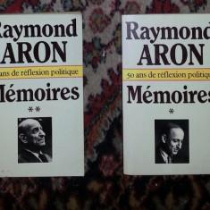 MEmoires  : 50 ans de reflexion politique / Raymond Aron