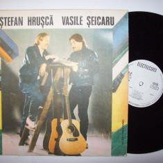 Disc vinil STEFAN HRUSCA si VASILE SEICARU (ST - EDE 03445)