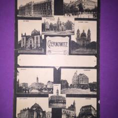 Bukowina - Cernauti - Colaj - Carte Postala Bucovina 1904-1918, Circulata, Fotografie