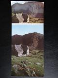 SEPT15 - Vedere/ Carte postala - Muntii Fagaras - Cabana Podragu, Circulata, Printata