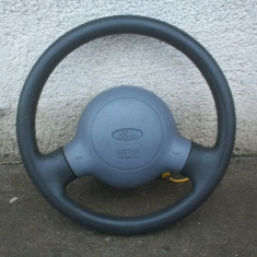 Volan Ford Ka complet cu tot cu airbag si spirala., KA (RB_) - [1996 - 2008]