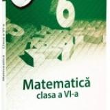 Esential culegere. Clubul matematicienilor. Clasa a 6-a. Partea II - Culegere Matematica