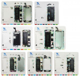Set Table magnetice service Apple iPhone 7in1
