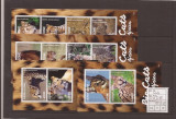 Sierra Leone 2014 - Afrika`s Big Cats complet set, Natura, Africa