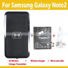 Incarcator wireless Samsung Galaxy note 2, note3, note4 - Incarcator telefon Samsung, Samsung Galaxy Note 4