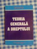 D2 Teoria generala a dreptului - Conf, Univ, Dr. Tanase Joita