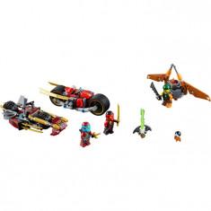 LEGO® NINJAGO™ Urmarirea Ninja cu motocicleta - 70600