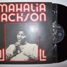 Disc vinil MAHALIA JACKSON (ST - EDE 01453 - Inregistrare Delta Music R.F.G.)