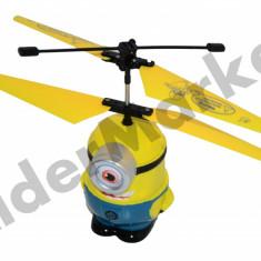 Elicopter Minion Despicable Me 2 cu lumini LD129A - Elicopter de jucarie