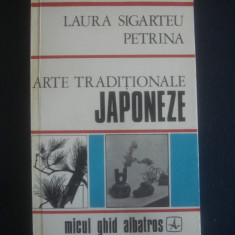 LAURA SIGARTEU PETRINA - ARTE TRADITIONALE JAPONEZE