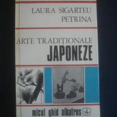 LAURA SIGARTEU PETRINA - ARTE TRADITIONALE JAPONEZE - Carte traditii populare