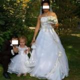 rochie mireasa frumoasa si ieftina