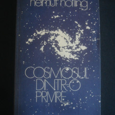 HELMUT HOFLING - COSMOSUL DINTR-O PRIVIRE - Carte Astronomie