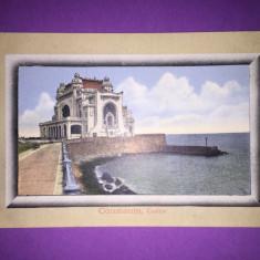 Constanta - Cazinoul - Carte Postala Dobrogea 1904-1918, Circulata, Fotografie