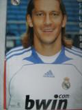 Real Madrid (Salgado), carte postala - fotografie originala