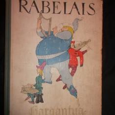 Francois Rabelais , Gargantua