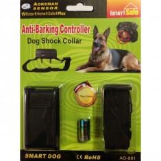 Zgarda antilatrat Anti Barking Controller - Zgarda, lesa si ham