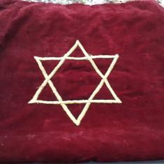 Saculet brodat iudaic – Steaua lui David