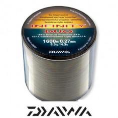 Fir Monofilament Profesional Daiwa Infinity Duo Camo Diferite Diametre - Fir Pescuit