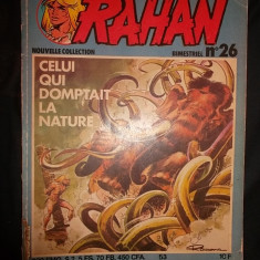 Rahan, Nouvelle collection 26 - Reviste benzi desenate