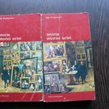 ISTORIA ARTEI, 2 VOLUME - UDO KULTERMANN - Carte Istoria artei