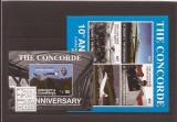 St. Vincent & the Grenadines - Concord, Aviatie, America Centrala si de Sud