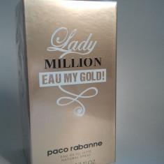 Paco Rabanne Lady Million Eau my Gold- 80ml., dama, eau de toilette - Parfum femeie Paco Rabanne, Apa de toaleta