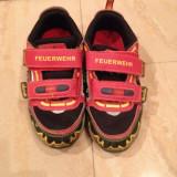 Adidasi Kappa pompierii marimea 32