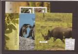 togo - African Fauna - 2014 - 2 s/s+2 bl.