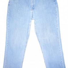 (BATAL) Blugi COLDWATER CREEK (MARIME: L 24) - Talie = 111 CM / Lungime = 118 CM - Blugi dama, Marime: XXL, Culoare: Albastru, Bootcut, Normala