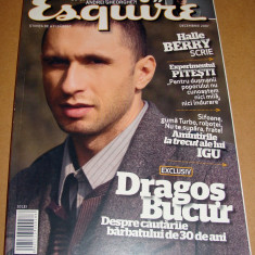 Revista ESQUIRE / Decembrie 2007
