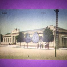 Basarabia - Moldova - Ismail - Cazinoul - Carte Postala Moldova 1904-1918, Circulata, Fotografie