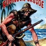 Robinson Crusoe de Daniel Defoe - Carte de aventura