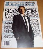 Revista ESQUIRE / Noiembrie 2007