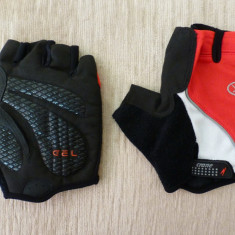 Manusi ciclism / fitness / moto etc. Crane Sports, cu membrana GEL; marime XXL - Accesoriu Bicicleta