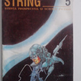 Revista SF String nr. 5 / R4P5S - Carte SF