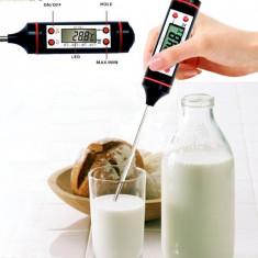 Termometru de bucatarie digital / alimentar / temp. intre -50 si +300 grade C