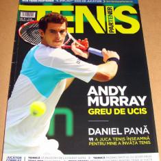 Revista TENIS Partener / Aprilie - Mai 2009