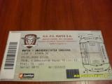 Bilet     Rapid  -   U  Craiova