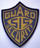 5.526 ROMANIA ECUSON GUARD SIS SECURITY 108/91mm