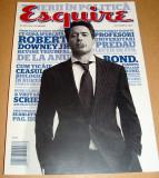 Revista ESQUIRE / Octombrie 2007