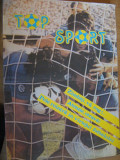 Revista Top Sport 1989, sub egida CSM Electromures si Muresul Tg.Mures