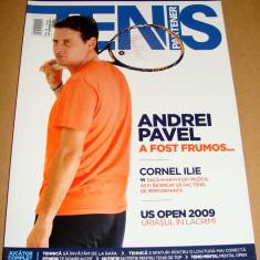 Revista TENIS Partener / Octombrie 2009 - Revista barbati