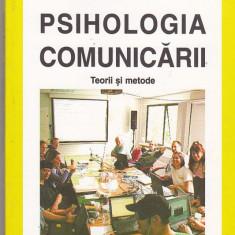 Jean-Claude Abric - Psihologia comunicarii . Teorii si metode - Carte Psihologie