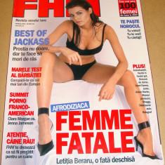 Revista FHM - Aprilie 2003 - Revista barbati