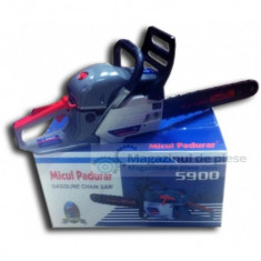 Drujba Benzina Micul Padurar 5900 3.1 Cp - Garantie 2 ani