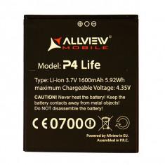 Acumulator Allview P4 Life nou original / doar 3 bucati, Li-ion