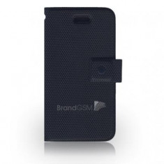 Husa iPhone 4/4S Fenice Diario Black Diamond - Husa Telefon