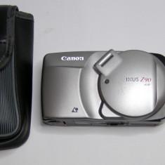 Aparat foto de colectie cu film Canon IXUS Z90(1282) - Aparat Foto cu Film Canon
